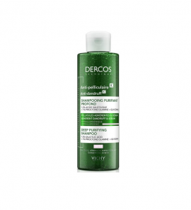 Vichy Dercos Depp Purifying Shampo Anti-Dandruff K 250ml