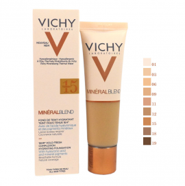 Vichy Mineral Blend Make-Up Fluid 15 Terra 30ml