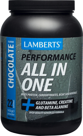 LAMBERTS PERFOMANCE All-IN-ONE CHOCOLATE 1450gr