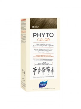 Phyto Phytocolor 8 Ξανθό Ανοιχτό