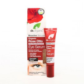 DR.ORGANIC ROSE OTTO EYE SERUM 15ML