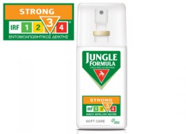 OMEGA PHARMA JUNGLE FORMULA Strong Care Spray με IRF3 75ml