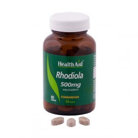 HEALTH AID RHODIOLA ROOT EXTRACT 350MG TABLETS 60S