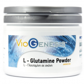 Viogenesis L-GLUTAMINE POWDER 250gr