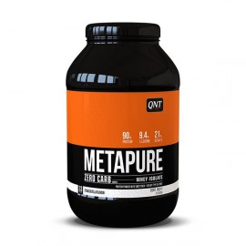 QNT Metapure Zero Carb Whey Isolate Protein Powder Stracciatella 1kg