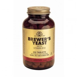 SOLGAR BREWERS YEAST 500MG 250TAB