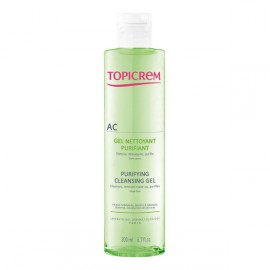 Topicrem AC Purifying Cleansing Gel 200ml