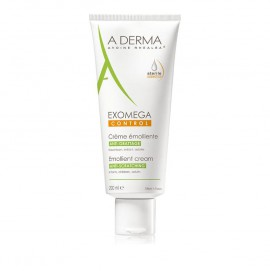 Aderma Exomega Control Emollient Cream Anti-Scratching 200ml