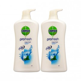 Dettol Profresh Οcean Fresh 950ml 1+1 ΔΩΡΟ