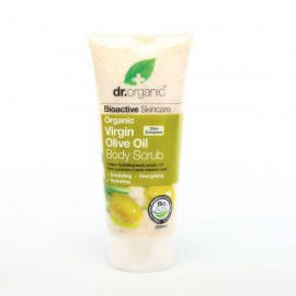 DR.ORGANIC VIRGIN OLIVE OIL BODY SCRUB 200ML