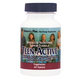 Natures Plus TEEN-ACTIVE TAB60