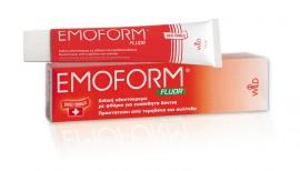 EMOFORM Fluor Swiss 110gr