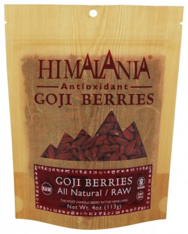 Himalania Natural Goji Berries 113gr