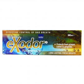 INTERMED EXODOR TOOTHPASTE 100ML