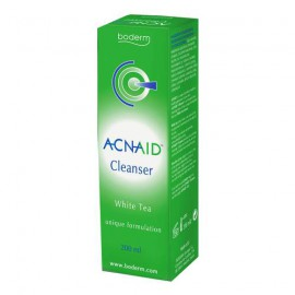 Boderm Acnaid Cleanser White Tea 200ml