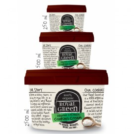 AM HEALTH ROYAL GREEN COCONUT COOKING CREAM 2500GR