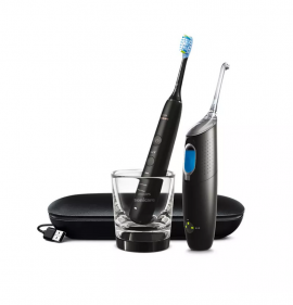 Philips Set Sonicare 9000 DiamondClean + Philips Sonicare AirFloss Ultra HX8494/03