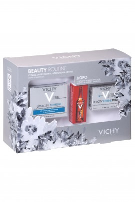 Vichy Set Liftactiv Supreme 50ml + Δώρο Liftactiv Supreme Night 15ml + Δώρο Liftactiv Glyco-c 2ml