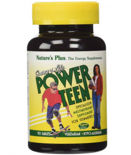 Natures Plus POWER TEEN 90 tabs