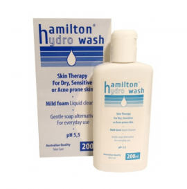 Hamilton Hydro Wash Liquid Cleanser 200ml