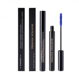 Korres Volcanic Minerals Mascara Drama Volume Bright Blue No 03 11ml