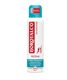 Borotalco Active Sea Salts Fresh Deodorant Spray 150ml