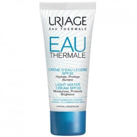 Uriage Eau Thermal Creme dEau Legere SPF20 40ml