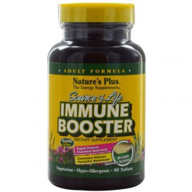 NATURES PLUS Source Of Life Immune Booster 90tabs