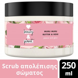 Love Beauty and Planet SCRUB ROSE 250ML