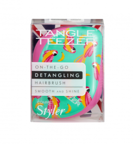 Tangle Teezer Compact Styler Zoey Cottam Parrot