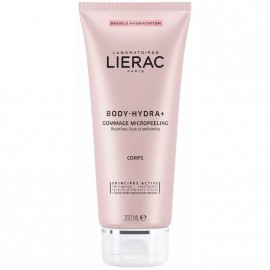 Lierac Body-Hydra+ Gommage Micropeeling Corps 200ml
