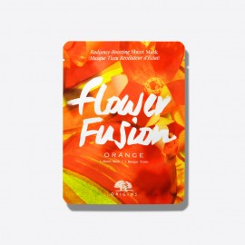 Origins FLOWER FUSION SHEET MASK ORANGE 1 sheet