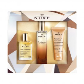 Nuxe Set Prodigieux Le Parfum 30ml + Δώρο Nuxe Huile Prodigieuse Multi-Purpose Dry Oil 30ml + Nuxe Prodigieux Shower Oil 30ml