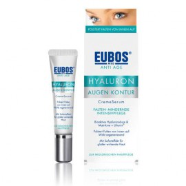 Eubos EUBOS CREAM HYALURON EYE CONTOUR 15ML