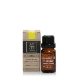 APIVITA ESSENTIAL OIL CITRONELLA 10ML