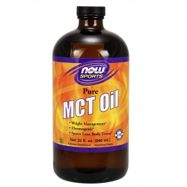 Now Foods Pure MCT Oil 946ml