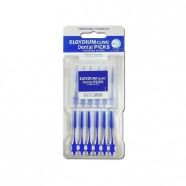 ELGYDIUM Clinic Dental Picks 36τμχ