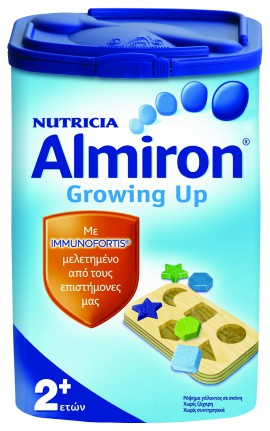 ALMIRON Growing Up 2+ NUTRICIA 800gr