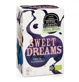 Am Health Royal Green Herbal Infusion Sweet Dreams 16 φακελάκια