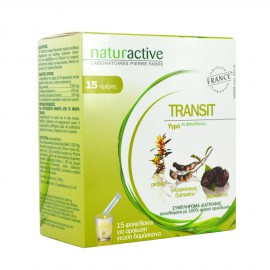 NATURACTIVE Transit 15 φακελάκια