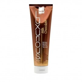 InterMed Luxurious Natural Exfoliating Body Scrub Milk Chocolate 300ml
