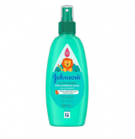 Johnsons Kids No More Tangles Conditioner σε σπρέι 200ml