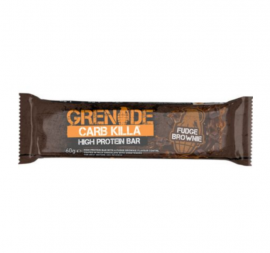 Grenade Carb Killa High Protein Bar Fudge Brownie 60gr