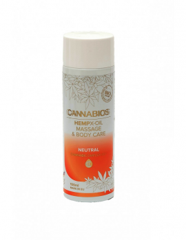 CANNABIOS MASSAGE X-OIL neutral 100ml