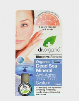 Dr. Organic Dead Sea Mineral Anti Aging Stem Cell System 30ml