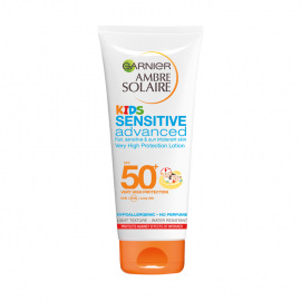 Garnier Ambre Solaire Kids  Sensitive Advanced SPF50+ 200ml