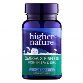 Higher Nature Omega 3 Fish Oil 1000mg 90caps