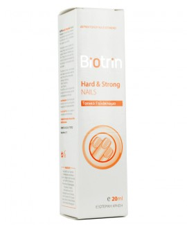 HYDROVIT BIOTRIN HARD & STRONG NAILS ΤΟΠΙΚΟ ΓΑΛΑΚΤΩΜΑ 20ml