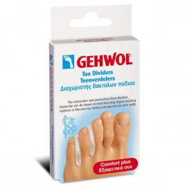 GEHWOL TOE DIVIDERS LARGE 3τεμ