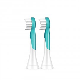 PHILIPS Sonicare For Kids Mini Age 4+ Brush Head HX6032/33 2 τεμ.
